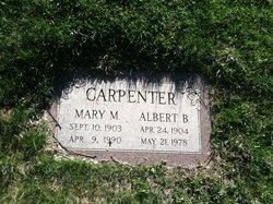 Mary Loretta <I>Matthews</I> Carpenter