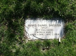 James Daniel Sheeran
