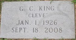 "Grover Cleveland ""Lightnin'"" King, Jr"