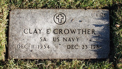Clay Edward Crowther