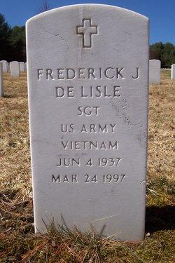 Frederick J Delisle