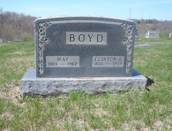 "Louisa May ""May"" <I>Angel</I> Boyd"