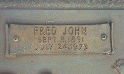 Fred John Edwards