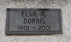 Elsie Mildred <I>Berglund</I> Dorris