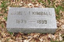 James Tichnor Kimball