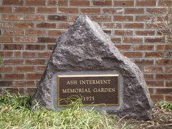 Saint John's Episcopal Ash Memorial Garden