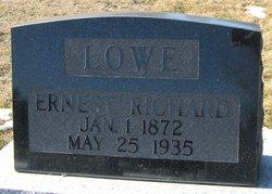 Ernest Richard Lowe