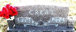 Tennie Pearl <I>Mauldin</I> Crews