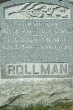 Rebecca A <I>Fink</I> Rollman