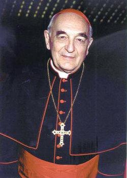 Cardinal Roberto Tucci