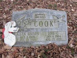 Allen Edison Cook