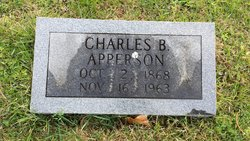 Charles B Apperson