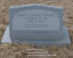 "Mordecai Conrad ""Morty"" Vinson"