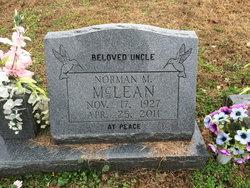 Norman Murray McLean