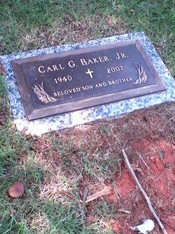Carl Gladstone Baker, Jr