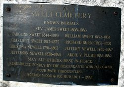 Rev James Sweet