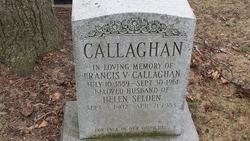 Francis V Callaghan