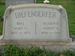 Mary C Diefenderfer