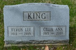 Byron Lee King