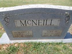 Howard Lee McNeill