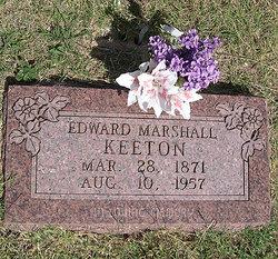 Edward Marshall Keeton