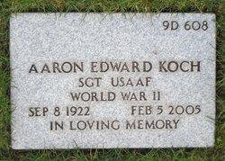 Aaron Edward Koch