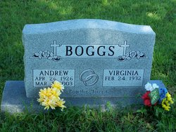 Virginia Rose <I>Enke</I> Boggs