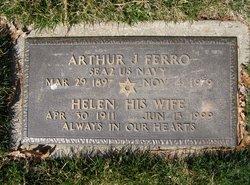 Arthur J Ferro