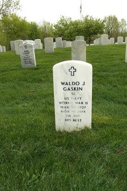 Waldo J Gaskin