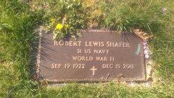 "Robert Lewis ""Bob"" Shafer"