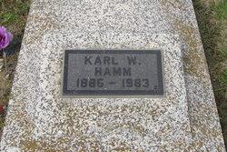 Karl W. Hamm