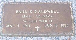 Paul Edward Caldwell
