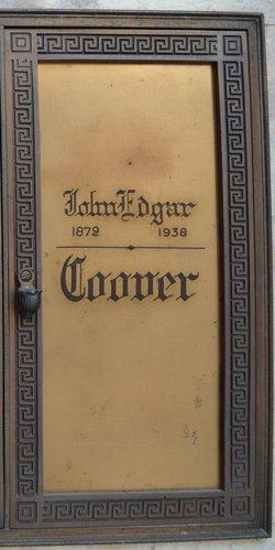 Dr John Edgar Coover