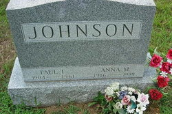 "Paul Thomas ""Dutch"" Johnson"