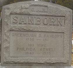 Greenough D. Sanborn