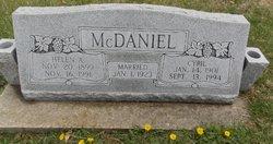Cyril McDaniel