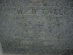 Mary <I>Considine</I> Boutwell