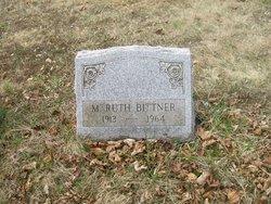 Madolyn Ruth <I>McElwee</I> Bittner