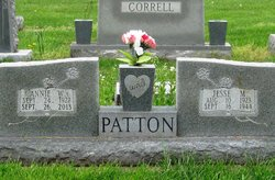 """Anna """"Annie"""" <I>Woody</I> Patton"""