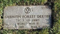 Quentin Forest Dexter