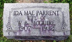 Ida Mae Parrent
