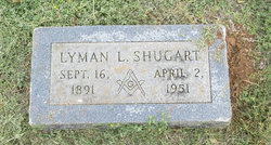 """Lyman Levi """"L.L."""" Shugart"""