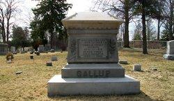 William H Gallup