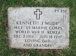 Kenneth James Mudie
