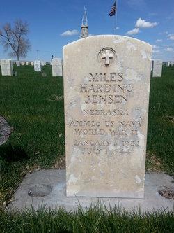 Miles Harding Jensen