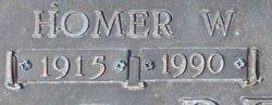 Homer William Berner