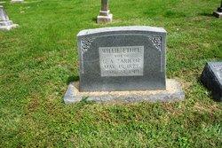 Willie Ethel <I>Walker</I> Zaricor