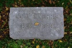 Lucy Thomas <I>Jennings</I> Norris