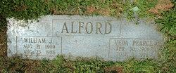 William James Alford, Sr