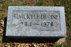 Elva <I>Kyle</I> Devine